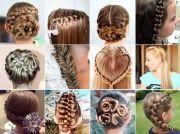 hairstyles school girls