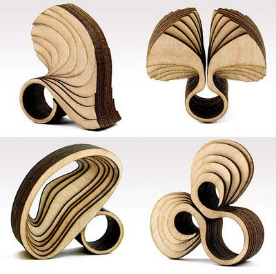 Anthony Roussel Wood Jewellery Woodworking168 Blogspot Com