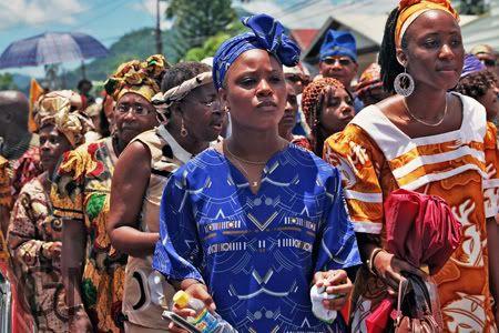 Image result for trinidad and tobago black people