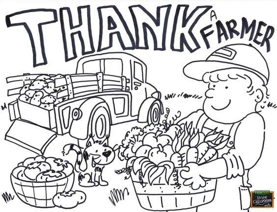 Where does your Thanksgiving dinner come from? Thank a