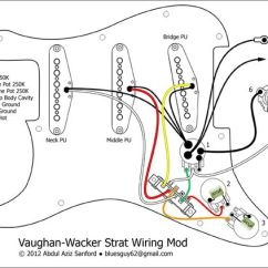 Stratocaster Wiring Diagram Derbi Senda Xtreme The Strat Auto Electrical Related With