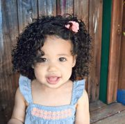 black & white mixed. future daughter