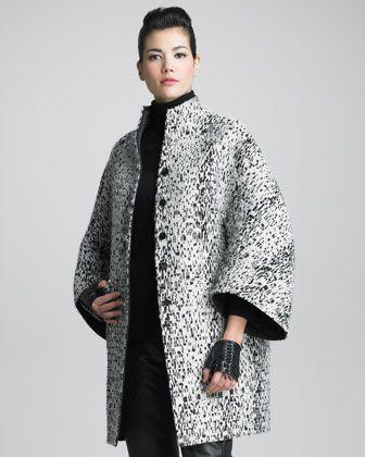 FREE coat pattern