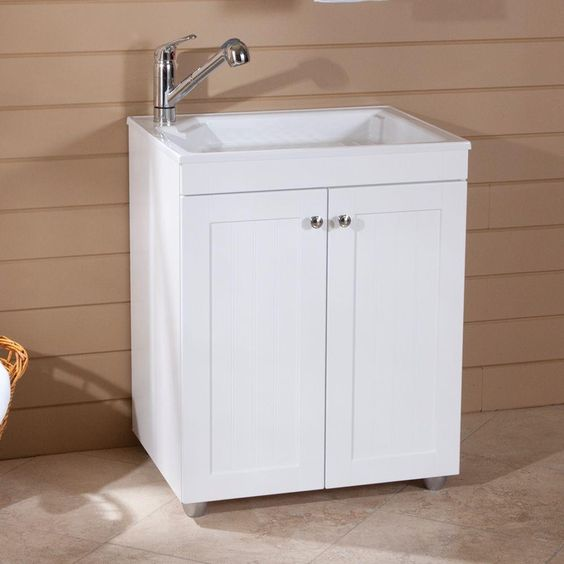 Laundry Tub with deep sink at The Home Depot 199