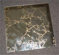 Vintage Gold Vein Mirror Tiles | Tile Design Ideas
