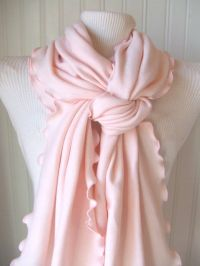 Pale pink, Scarfs and Jersey on Pinterest