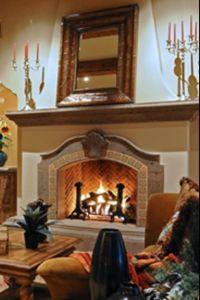 Spanish design   Fireplaces   Pinterest   Spanish ...