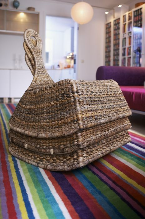 banana fiber rocking chair desk for small spaces ps gullholmen | chairs, ikea and chairs