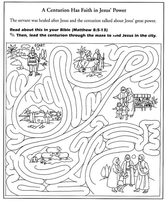 Cornelius The Centurion Bible Coloring Pages Coloring Pages