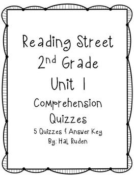 Reading street, 2nd grades and Quizes on Pinterest
