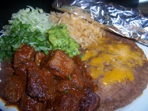 colorado step by plates recipe great recipes beef refried beans