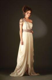 elegant greek goddess costume