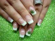 weed plant nails die
