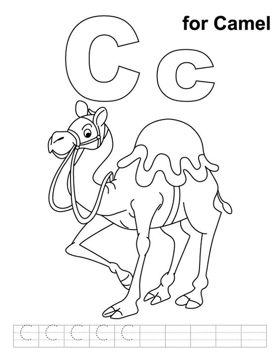 Coloring pages, Coloring and Camel on Pinterest