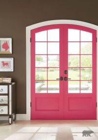 Update your entryway with a bold color from BEHR paint to ...