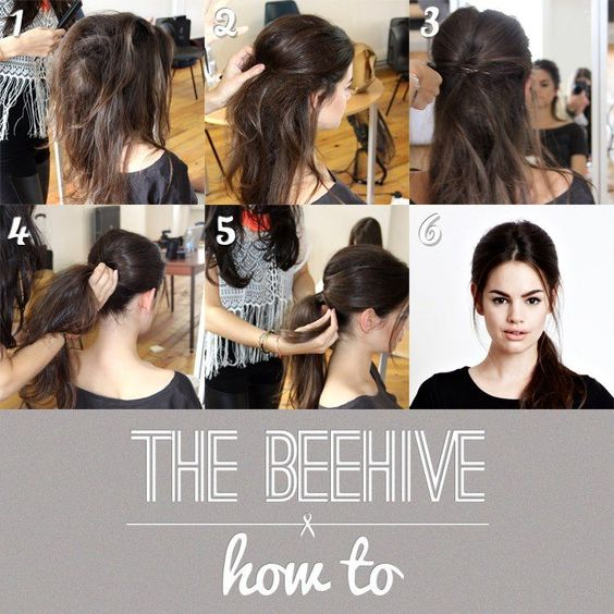 How To Do The Beehive Google Search The Beauty Is In Your Soul