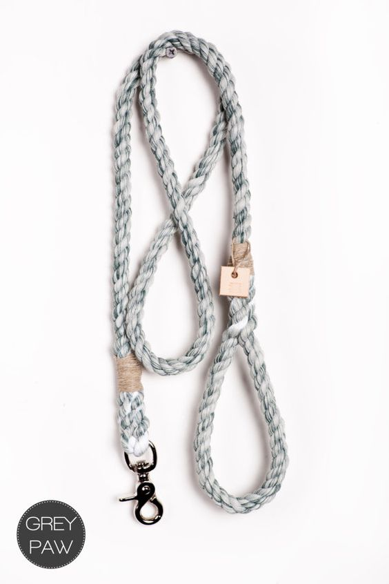 Dog leash, Pet supplies and Cotton rope on Pinterest