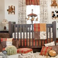 Details about Baby Boy Cowboy Horse Pony Western Quilt ...