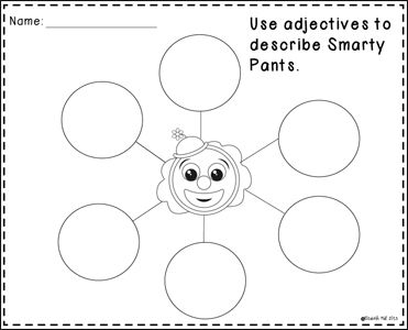 Joy Cowley's Smarty Pants Books and Shared Reading—with FREE Download!   Free Downloadable Worksheets   Pinterest   Smarty pants. Blog and ...