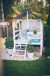 1000+ ideas about Outdoor Forts on Pinterest | Play Fort ...