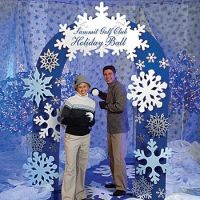 The christmas, Christmas gifts and Snowflake decorations ...