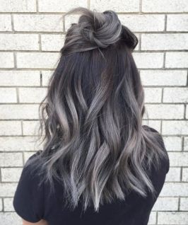 Dig yourself out of the hole of hair boredom and find your next look right here.: