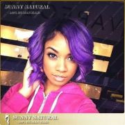 two tone 1b purple cheap lace front