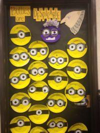 Anti bully door decoration