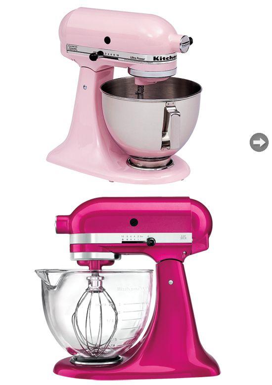 News Think Pink Kitchen Aid Mixer Xmas Kitchenaid