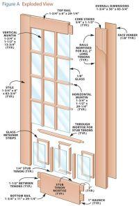 Build Your Own French Doors   Stables, Door with window ...