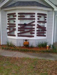 Black spray paint, Acrylics and October on Pinterest
