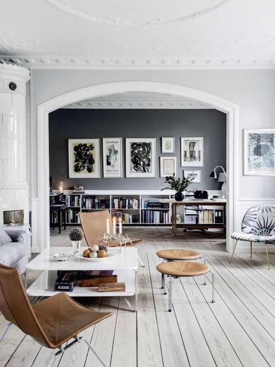 The best home decor ideias for you to get inspired! You can see more inspiring ideas at www.delightfull.eu/en/inspirations/: