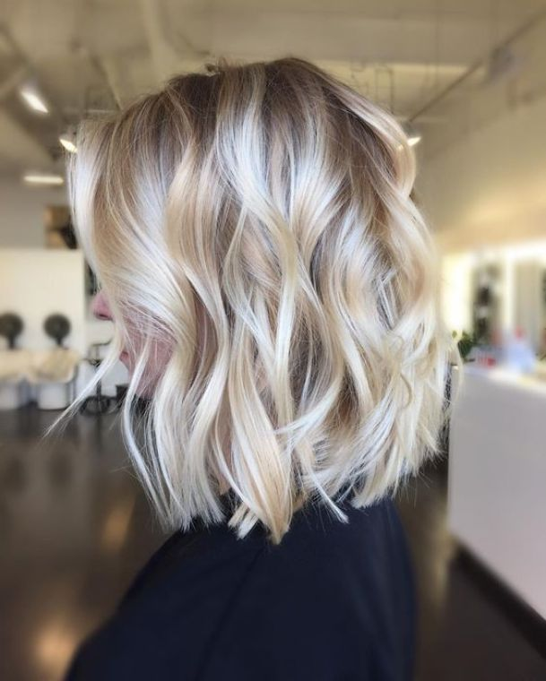 "7,936 Likes, 209 Comments - Blonde and Balayage Specialist (@colorbyashley) on Instagram: ""Soft Balayage ✨ #colorbyAshley haircut by @jenniehairartist"":"