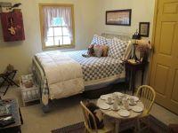Primitive Kid's Room.