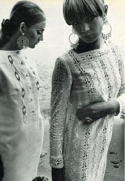 Photo by Helmut Newton, 1966: