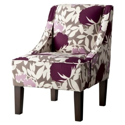 Hudson Swoop Arm Chair  Offices Target and Living rooms