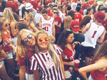 Signs you're a part of the Indiana University Hoosier family!