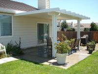 Patio Covers for Small Backyards | covered patio designs ...