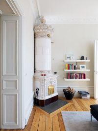 Swedish fireplace   h o m e   Pinterest   Stove, Just love ...