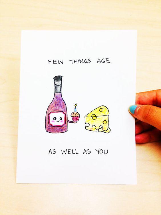 Funny Birthday Card Birthday Card Funny Best Friend