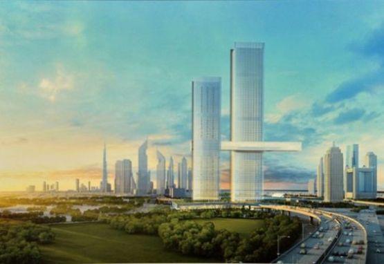 Dubai One Zaabeel Towers