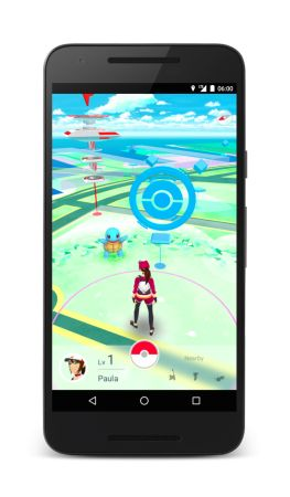 Pokemon GO zoomin Screen Shot #PokemonGO #Pokemon: