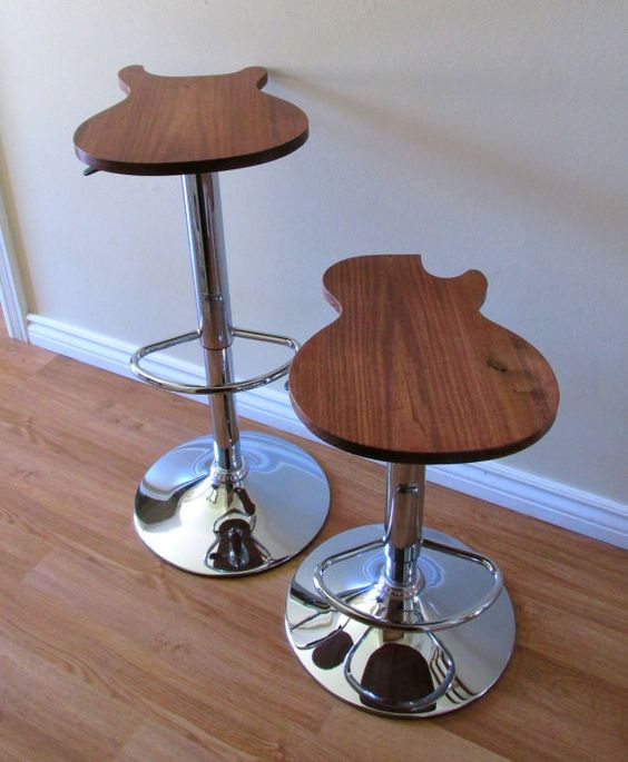 guitar shaped chair revolving service in coimbatore stools, and musicians on pinterest