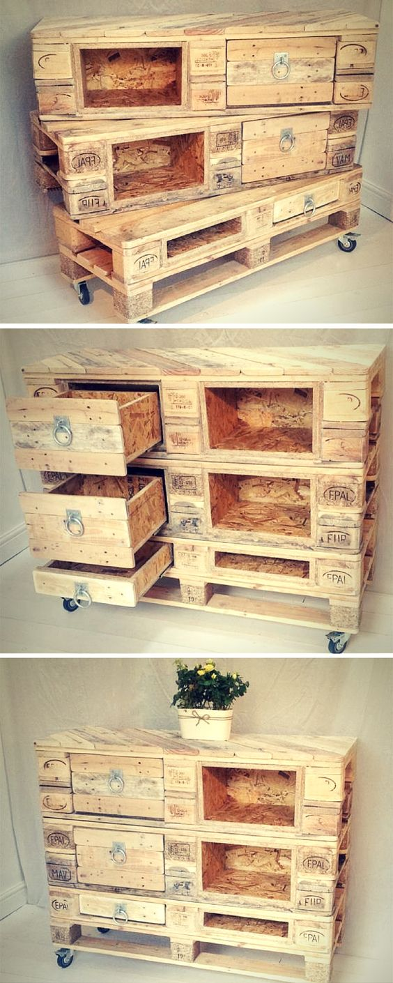 15 Easy Diy Pallet Projects That Anyone Can Do It The