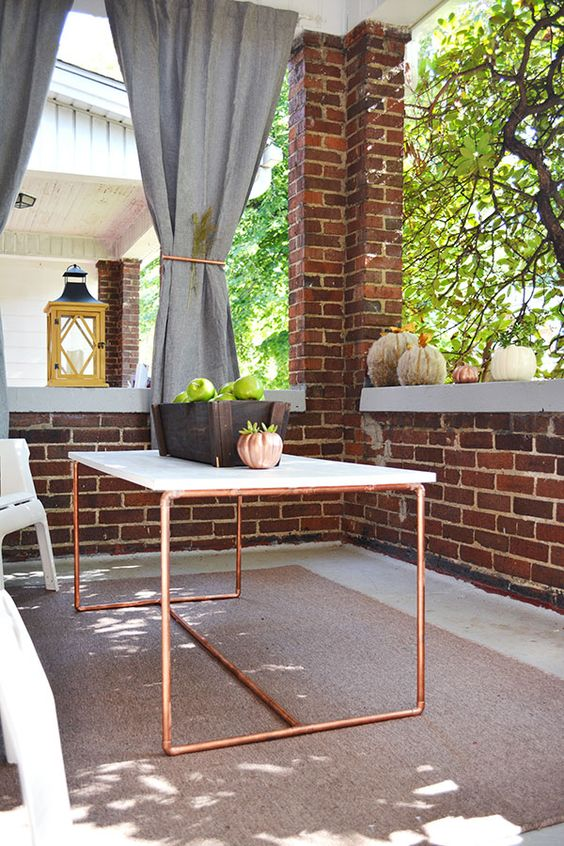 Copper Marriage certificate and Front porches on Pinterest