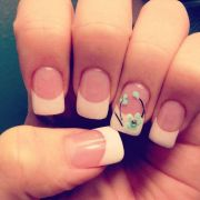 design french manicures