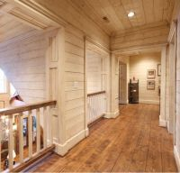 Hallways, Rustic homes and Rustic on Pinterest