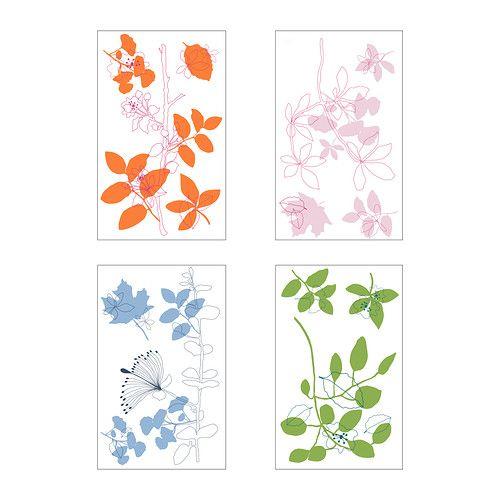 adesivi murali ikea la serie slatthult - boisholz - Stickers Murali Ikea