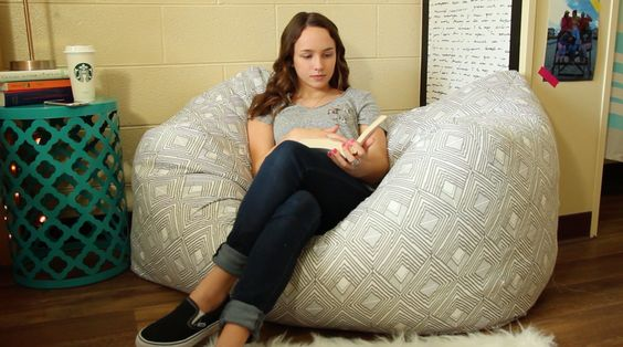 Superb Make Your Own Bean Bag Chair Brookerpalmtrees Pdpeps Interior Chair Design Pdpepsorg