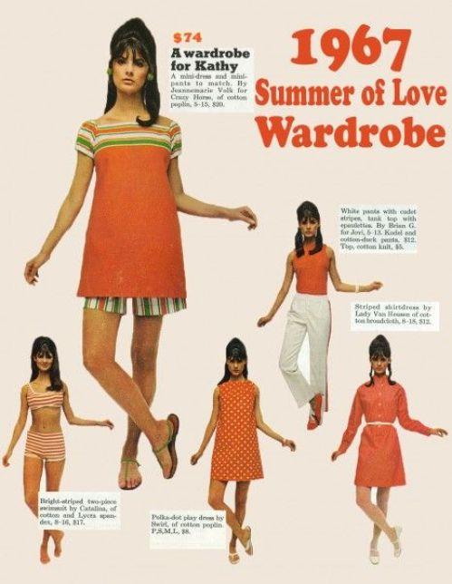 Fotos originais da moda anos 60 Confira os melhores looks e roupas dos anos 60: